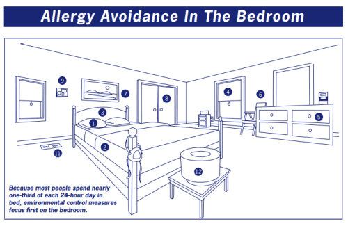 How To Allergy Proof Your Bedroom